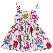 Summer Strap Dresses For 2 - 8Y - A Little Kiddie