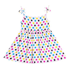 Summer Strap Dresses For 2 - 8Y