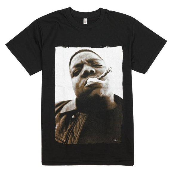 UNISEX TSHIRT. HIP HOP COLLECTION. BIGGIE SMALLS