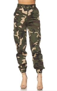 No Limit Camo Pants