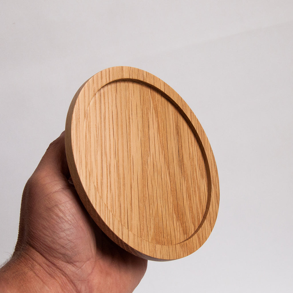 Designer Timber Handle IN-TERIA Big Kahuna