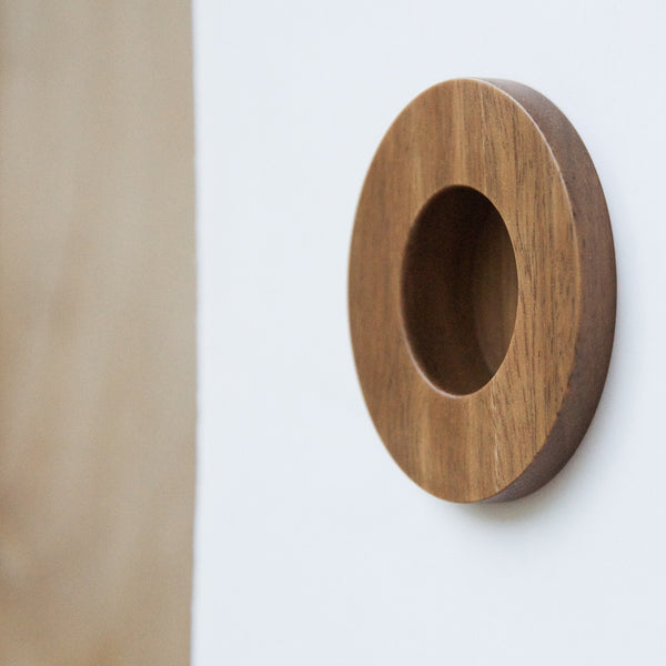 IN-TERIA Mini O-Ring | Timber Handle