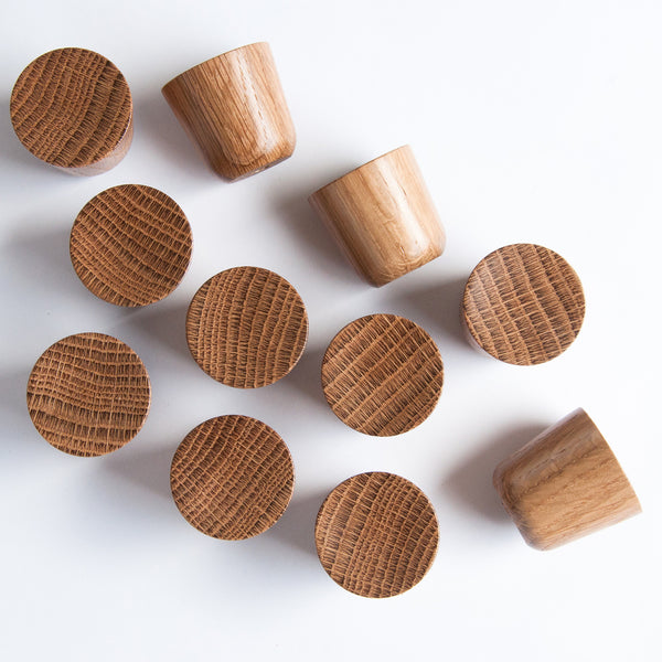 IN-TERIA Spinner | Timber Handle