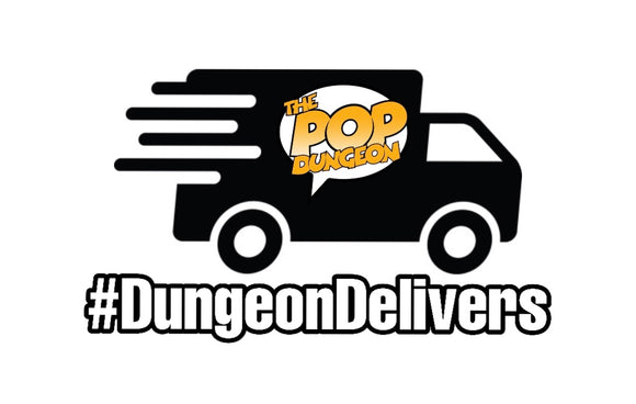 #DungeonDelivers