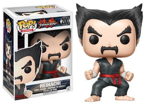 Funko POP! Games Heihachi (Young) Vinyl Figure (GameStop) NEW -  - Funko - The Pop Dungeon