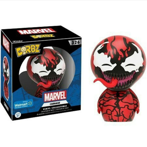 Dorbz Carnage Vinyl Figure (Walmart Exclusive) NEW -  - The Pop Dungeon - The Pop Dungeon