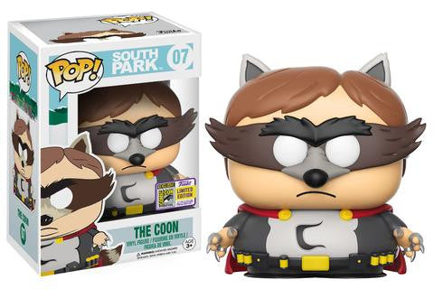 Funko POP! South Park The Coon Vinyl Figure (Convention Exclusive) NEW