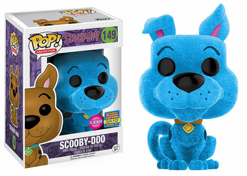 Funko POP! Animation Scooby-Doo (Blue) Vinyl Figure (Pop Up Shop) NEW