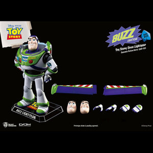 Toy Story Buzz Lightyear 8ction Heroes Action Figure (Previews)