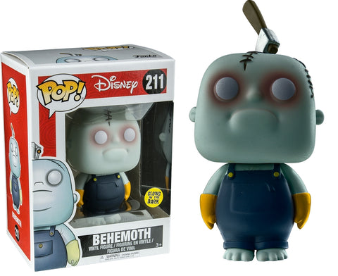 Funko POP! Disney Behemoth (GITD) Vinyl Figure (Walgreens) NEW