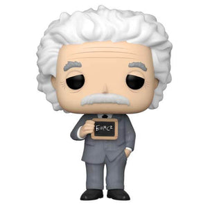 Funko POP! Icons Albert Einstein Vinyl Figure NEW