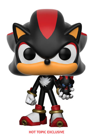 Funko POP! Games Shadow (Chao) Vinyl Figure (Hot Topic) NEW