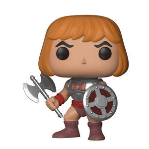 Funko Pop Television He-Man (Battle Armor) Vinyl Figure -  - Funko - The Pop Dungeon