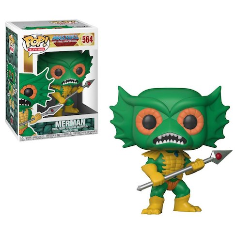 Funko Pop Television Merman Vinyl Figure -  - Funko - The Pop Dungeon