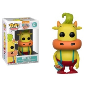 Funko POP! Animation Heffer Vinyl Figure NEW