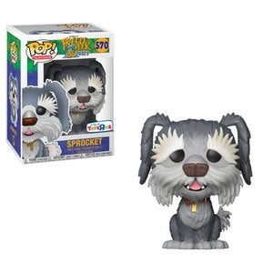 Funko Pop Television Sprocket Vinyl Figure (Toys R Us) NEW -  - Funko - The Pop Dungeon