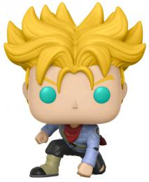 Funko POP! Animation Super Saiyan Future Trunks Vinyl Figure (Hot Topic) NEW -  - Funko - The Pop Dungeon