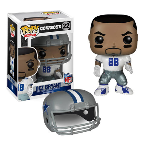 Funko POP! Football Dez Bryant (VAULTED) Vinyl Figure NEW