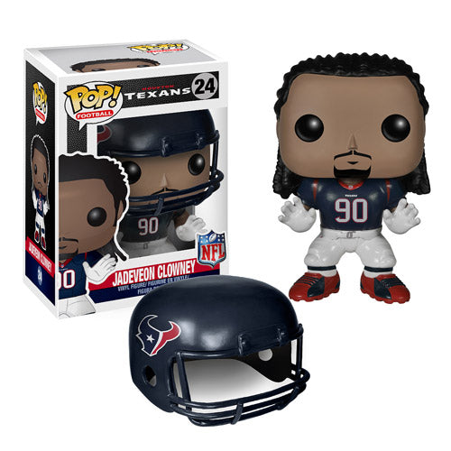 Funko POP! Football Jadeveon Clowney Vinyl Figure -  - Funko - The Pop Dungeon