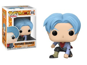 Funko POP! Animation Future Trunks Vinyl Figure NEW