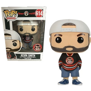 Funko POP! Television Kevin Smith (Secret Stash) Vinyl Figure NEW