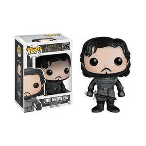 Funko POP! Television Jon Snow (Castle Black) Vinyl Figure NEW