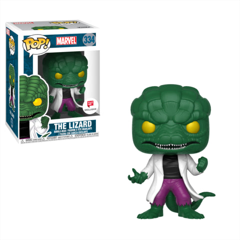Funko POP! Marvel Lizard Vinyl Figure (Walgreens) NEW