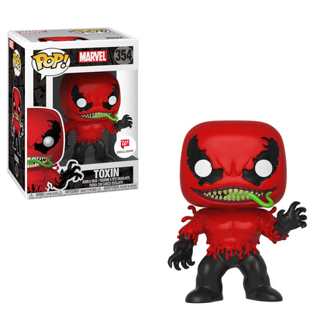 Funko POP! Marvel Toxin Vinyl Figure (Walgreens) NEW