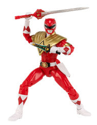 Power Rangers - Red Ranger Dragon Shield (GameStop)