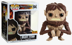 Funko POP! Animation Beast Titan Vinyl Figure (Hot Topic) NEW -  - Funko - The Pop Dungeon