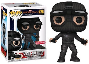 Funko POP! Marvel Spider-Man (Stealth Suit) Vinyl Figure (Target) NEW