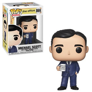 Funko Pop The Office Michael Scott Vinyl Figure NEW