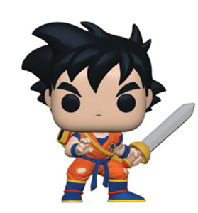 Funko POP! Animation Gohan (Sword) Vinyl Figure (GameStop) NEW