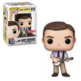 Funko Pop The Office Andy Bernard Vinyl Figure (Target) NEW