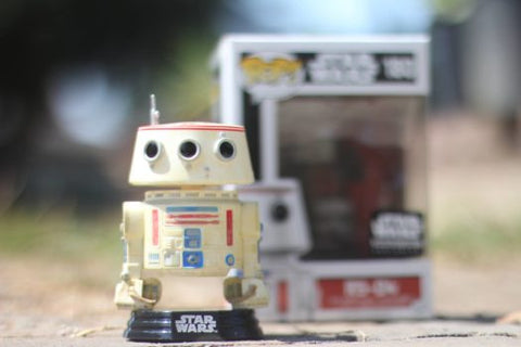 Funko POP! Star Wars R5-D4 Vinyl Figure (Smuggler Bounty) NEW
