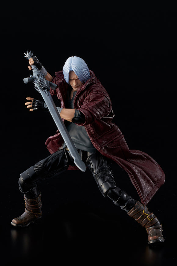 Devil May Cry 5 Dante Deluxe Version 1:12 Action Figure (Previews)
