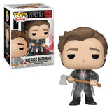 Patrick Bateman with Axe Funko POP! Movies Vinyl Figure NEW