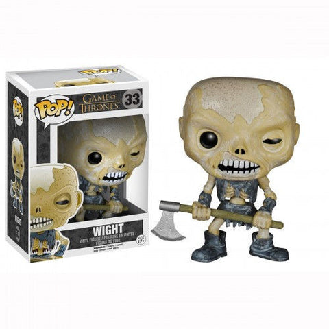 Funko POP! Television Wight Baratheon Vinyl Figure NEW