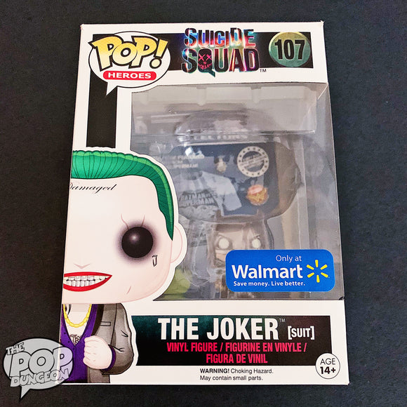 The Joker (Suit) Replacement Box