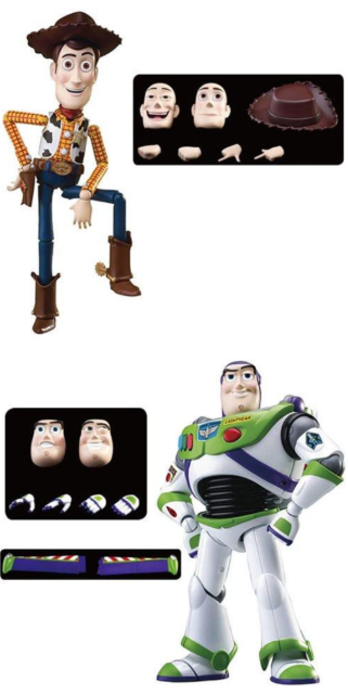 woody buzz lightyear 8ction action figures toy story