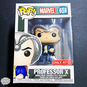 Professor X Funko POP! Marvel Vinyl Figure (Target) NEW