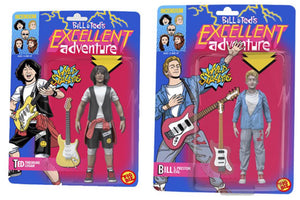 "Bill & Ted`s Excellent Adventure Ted ""Theodore"" Logan III & Bill S. Preston Esquire 5-Inch Action Figure (SET) -  - Funko - The Pop Dungeon"