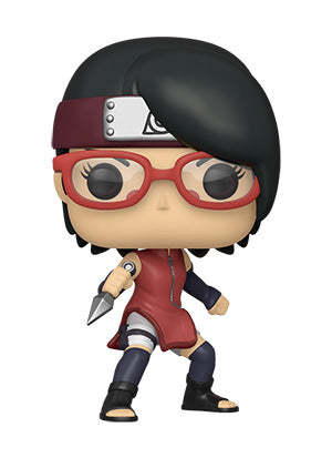 Funko POP! Animation Boruto - Sarada Uchiha Vinyl Figure NEW