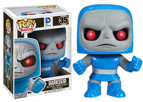 Funko POP! Heroes Darkseid Vinyl Figure (VAULTED) NEW -  - The Pop Dungeon - The Pop Dungeon