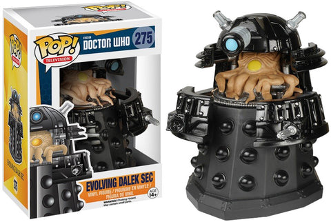 Funko POP! Television Evolving Dalek Vinyl Figure (GameStop) NEW