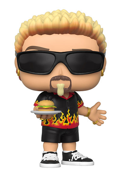 Funko POP! Icons Guy Fieri Vinyl Figure NEW