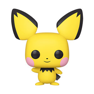 Funko POP! Games Pichu Vinyl Figure NEW