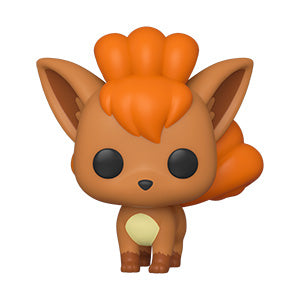 Funko POP! Games Vulpix Vinyl Figure NEW