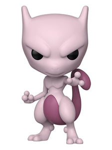 Funko POP! Games Mewtwo Vinyl Figure NEW
