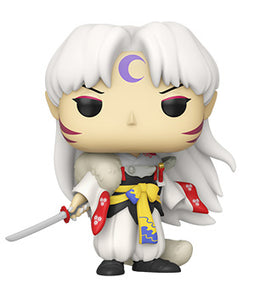 Sesshomaru Funko Pop Animation Vinyl Figure NEW